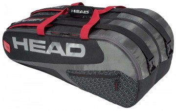 Head Elite 9R Supercombi Black Red