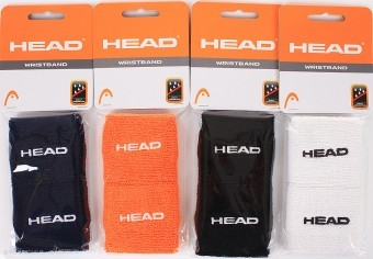 Head Wristband 2,5'' 2szt