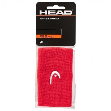 Head Wristband 5'' Red
