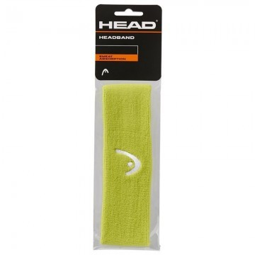 Head Headband Lime