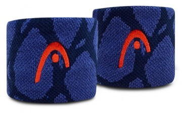 Head Radical Wristband 2,5'' Navy Blue