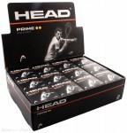 Head Prime Squash Ball 12-pack piłka do squasha