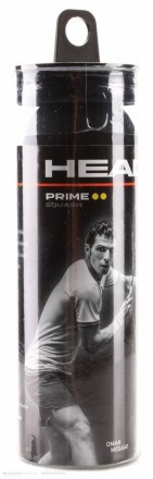 Head Prime Squash Ball 3-pack