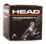Head Tournament Squash Ball 1szt piłka do squasha