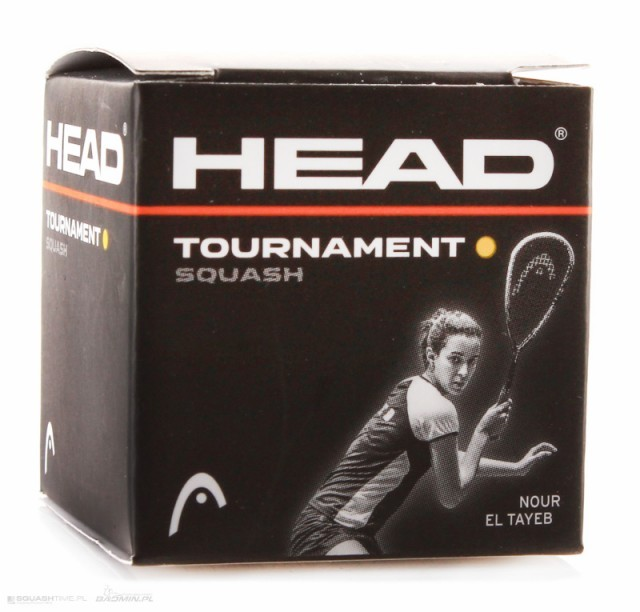 Head Tournament Squash Ball 1szt