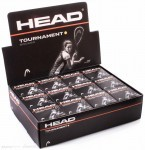 Head Tournament Squash Ball 12-pack piłka do squasha