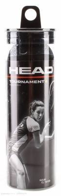 Head Tournament Squash Ball 3-pack pi�ka do squasha