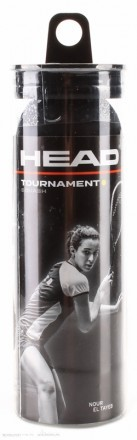 Head Tournament Squash Ball 3-pack