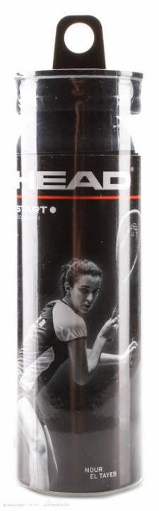 Head Tube Squash Ball 3-pack