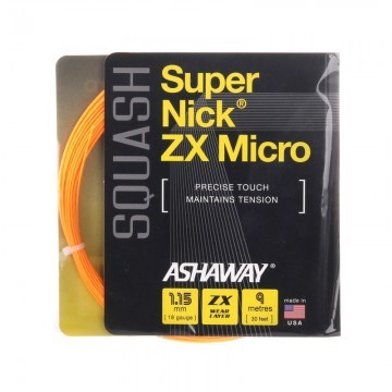 Ashaway SuperNick ZX Micro Orange - set