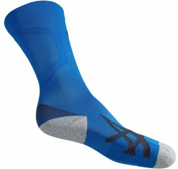 Asics Compression Sock Illusion Blue