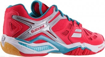 Babolat Shadow 2 Red buty do squasha