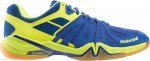 Babolat Shadow Spirit Niebieski/��ty buty do squasha