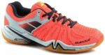 Babolat Shadow Spirit Orange/Grey buty do squasha