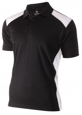 Harrow Reflex Polo Black/White
