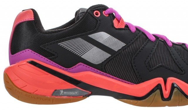 Babolat Shadow Spirit Black Purple Pink