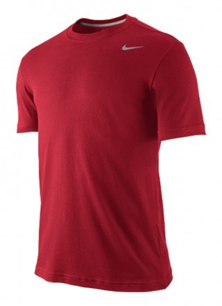 Nike Dri-Fit Cotton Tee Version 2.0 Red