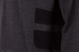 Harrow Razor Half-Zip Grey