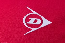 Dunlop Club Crew Neck Red