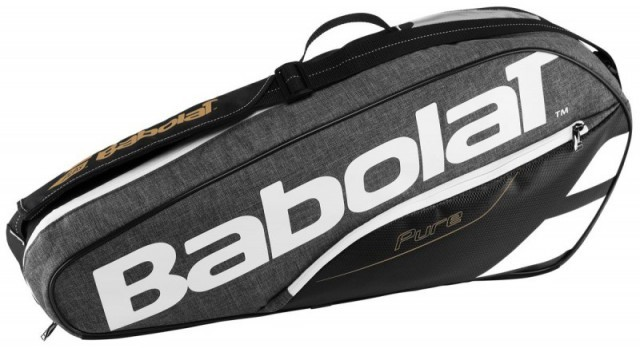 Babolat x3 Pure 3R Grey