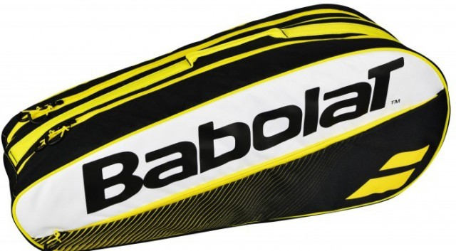 Babolat Thermobag x6 Holder Żółty