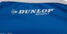 Dunlop Performance Crew Tee Blue