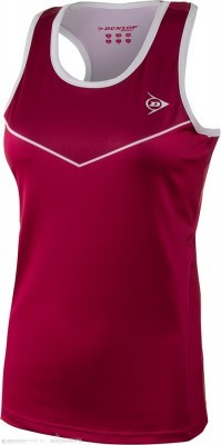 Dunlop Performance TANK Red/Cherry