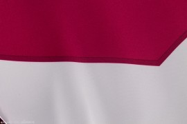 Dunlop Performance POLO Cherry/White