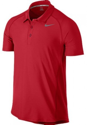 Nike Advantage UV Polo Red
