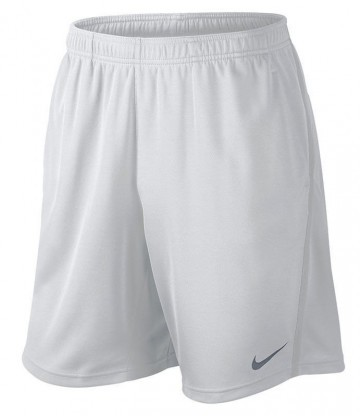 Nike Power 9in Knit Short White