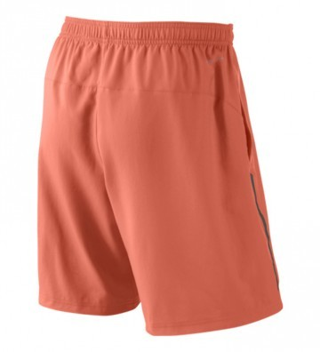 Nike Power 9in Woven Short Orange