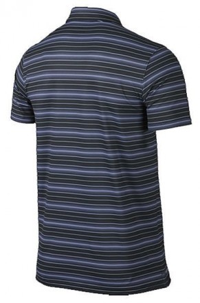Nike Rally Sphere Stripes Polo