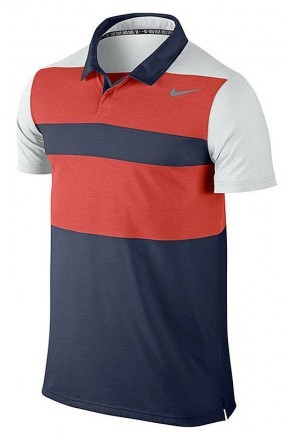 Nike Dri-Fit Touch Stripe Polo