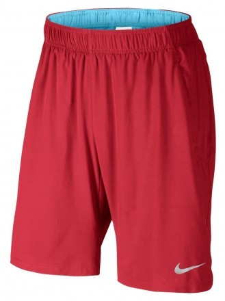 Nike 2in1 10in Short Red