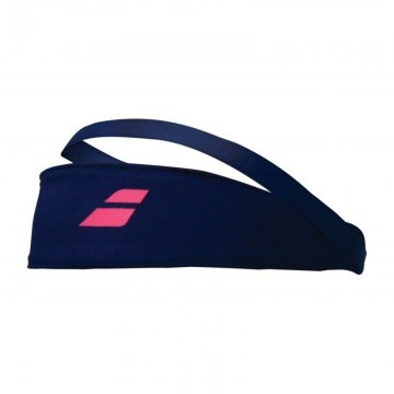 Babolat Woman Headband Navy