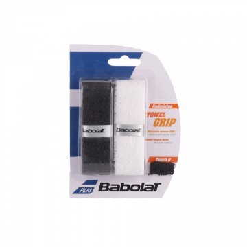 Babolat Towel Grip x2 Black / White
