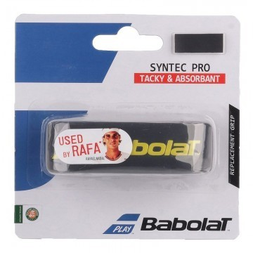 Babolat Syntec Pro Grip x1 Black / Yellow