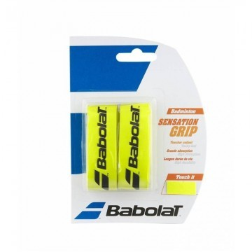 Babolat Sensation Grip x2 Yellow