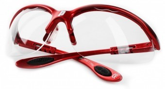 Prince Eyewear Pro Lite 2 Red 146 okulary do squasha