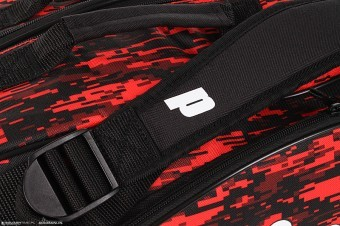 Prince Team 6 Pack Red torba do squasha
