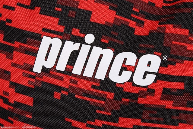 Prince Team Backpack Red