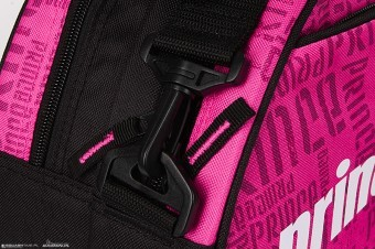 Prince Club 6 Pack Pink torba do squasha