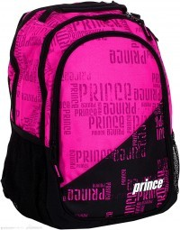 Prince Club Backpack Pink torba do squasha