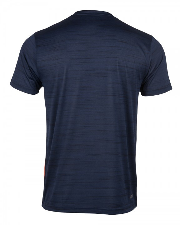Dunlop Performance Crew Tee Dark Navy