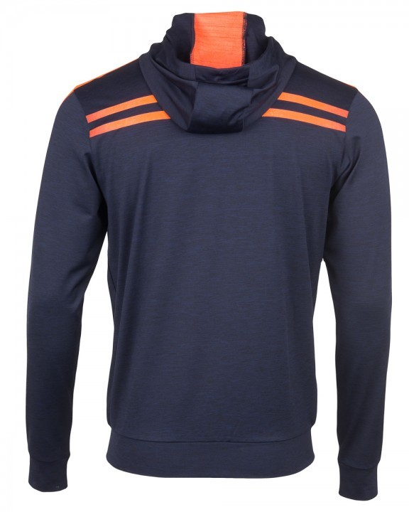 Dunlop Performance Warm Up Jacket Navy