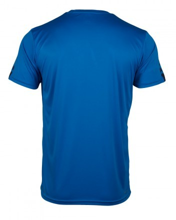 Dunlop Club Line Crew Tee Royal Blue