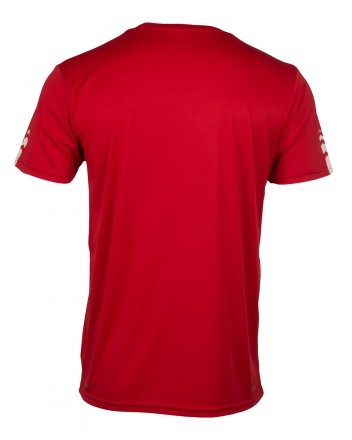 Dunlop Club Line Crew Tee Red