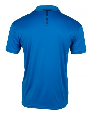 Dunlop Club Line Polo Royal Blue