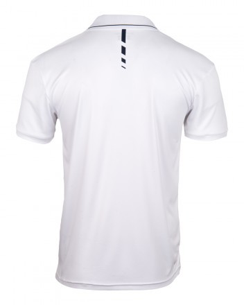 Dunlop Club Line Polo White