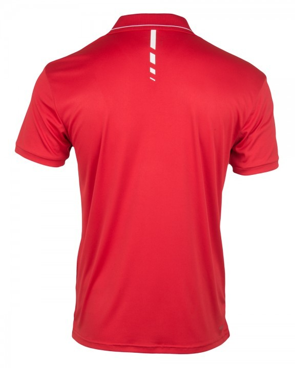 Dunlop Club Line Polo Red